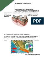 Sismos de Mexico