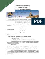 Novo Manual de Correspondência da PMPE