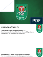 Manchester City win Carabao Cup 17/18