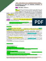 Tema 4 - Poder Judicial, CGPJ, Tribunal Supremo, Organización Judicial Española1