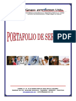 PORTAFOLIO PREVENSO 2017