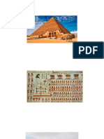 Arquitectura y Escritura Egypcia