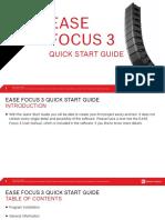 EASE Focus Quick Start Guide V01