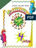 Cuaderno de Psicomotricidad Libro