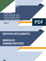 Edificios Inteligentes - Manuales