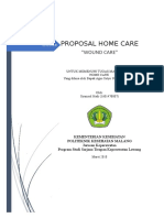 Proposal home care perawatan luka