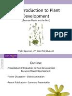 Plant Development Presentation