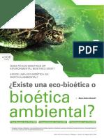 Eco Bioetica