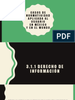 Derecho, Expo2