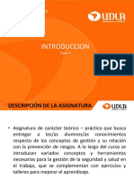 Clase PDR