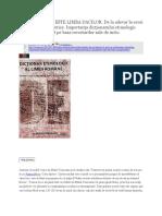 Importanţa Dicţionarului Etimologic Vinereanu, De Indo-europenistica