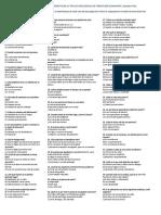 Cuestionario Para Identificar El Tipo de Inteligencia de Percepción Dominante