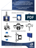 Conduit Stainless Steel Pipe Hanger