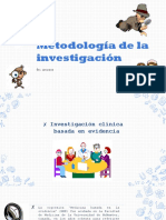 Metodología de La Investigación  Enfermería