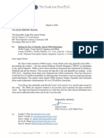 Opioid MDL - Leter From J. Cicala to Hon. Dan a. Polster