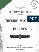 Prince Czernicheff - Le Culte Du Beau