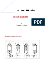 Lectures Diesel Engines