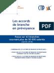 CTIP - Étude Accords Branche Prévoyance 2018