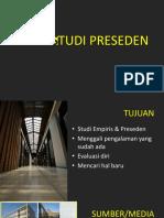 96340642 Studi Preseden
