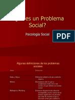 Qué Es Un Problema Social