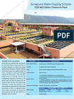 Surajpura Water Supply Brochure