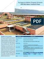 Surajpura Water Supply Brochure