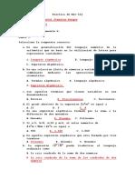 Práctica I de Mat-111
