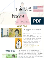 korean money 2fhyeon-mi shin