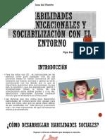 Habilidades Sociales y La Comunicación SD