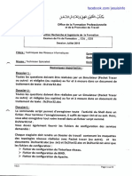 Examen de Fin de Formation 2015 Pratique Variante 8 Tri (1)