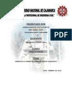 Informe Del Puente Compuesto