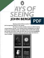 Ways of Seeing - JOHN BERGER