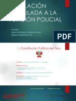 Legislación Vinculada a La Función Policial