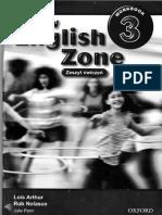New English Zone 3 - Workbook