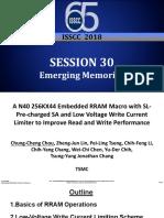 ISSCC2018 30 Visuals