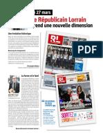 Le Nouveau Republicain Lorrain