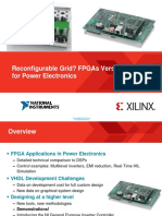 FPGA vs DSP for Power Electronics