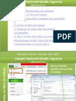 Operaciones Con Archivo Excel