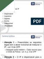 InqueritoPolicial Madeira Aula01 MP