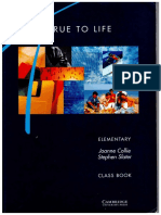 True to Life - Elementary_class Book