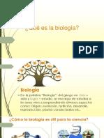 Qué Es La Biología