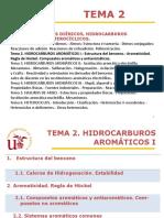 hidrocarburos  aromaticos