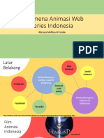 Animasi Web Series Indonesia
