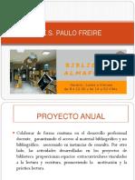 Present Ac i on Biblio Alma Fuerte 2018