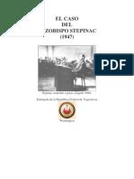 El caso Stepinac, el Santo del Genocidio