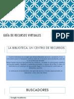 Guía de Recursos Virtuales