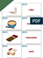 Food Flashcard 2