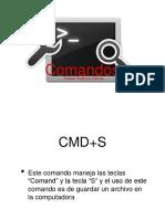 Comandos de iMac