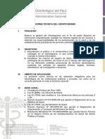 Normas Tecnicas Del Odontograma (1)