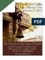 The Casa Bulletin - September 5, 2010